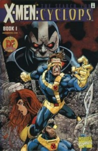 0001df 7 195x300 X Men  The Search for Cyclops [Marvel] Mini 1