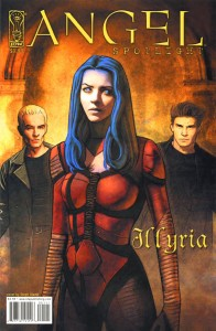 0001e 4 196x300 Angel  Spotlight  Illyria [IDW] OS1