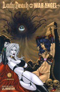 0001e 56 196x300 Lady Death  Vs War Angel [Avatar] OS1