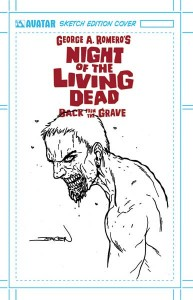 0001e 71 193x300 Night Of The Living Dead  Back From The Grave [Avatar] Mini 1