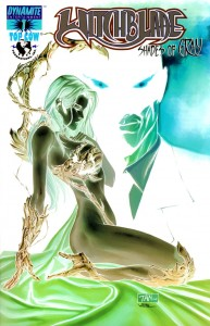 0001e 98 193x300 Witchblade  Shades Of Gray [Top Cow] Mini 1