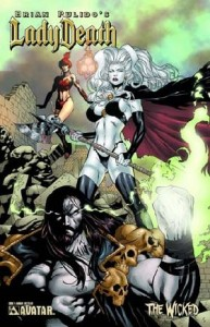 0001f 36 193x300 Lady Death  The Wicked [Avatar] Mini 1