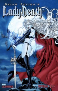 0001g 22 193x300 Lady Death  Infernal Sins [Avatar] Mini 1