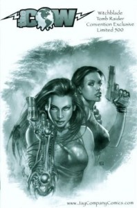 0001g 45 198x300 Witchblade  Tomb Raider OS1