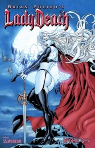 0001h 14 193x300 Lady Death  Infernal Sins [Avatar] Mini 1