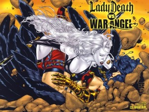 0001h 16 300x226 Lady Death  Vs War Angel [Avatar] OS1