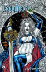 0001h 17 193x300 Lady Death  2005 Bikini Special [Avatar] Mini 1