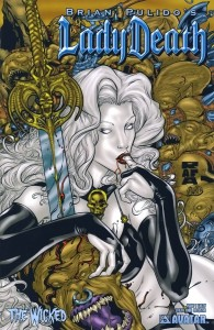 0001h 18 195x300 Lady Death  The Wicked [Avatar] Mini 1