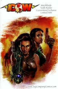 0001h 29 197x300 Witchblade  Tomb Raider OS1