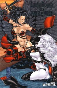 0001i 13 195x300 Lady Death  Vs War Angel [Avatar] OS1