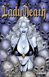 0001i 14 193x300 Lady Death  2005 Bikini Special [Avatar] Mini 1