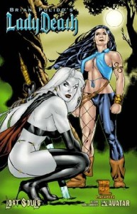 0001j 10 193x300 Lady Death  Lost Souls [Avatar] OS1