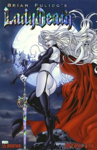 0001k 6 194x300 Lady Death  Infernal Sins [Avatar] Mini 1