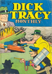 0002 1005 211x300 Dick Tracy  Monthy [Dell] V1
