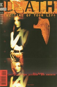 0002 1039 196x300 Death  The Time Of Your Life [DC Vertigo] Mini 1