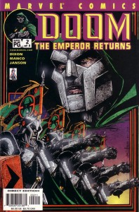 0002 1090 198x300 Doom  The Emperor Returns [Marvel] Mini 1