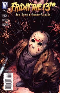 0002 1337 194x300 Friday The 13th  How I Spent My Summer Vacation [Wildstorm] Mini 1