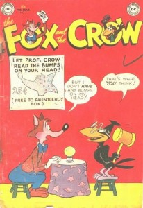 0002 1368 206x300 Fox And The Crow [DC] V1