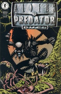 0002 147 195x300 Aliens Vs Predator  Duel [Dark Horse] Mini 1