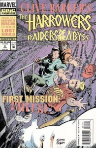 0002 1611 195x300 Harrowers, The   Raiders of the Abyss [Marvel Epic] V1