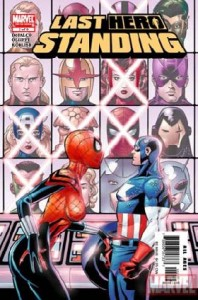 0002 1960 198x300 Last Hero Standing [Marvel] Mini 1