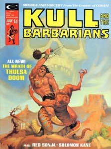 0002 1963 223x300 Kull  And The Barbarins [Marvel] V1