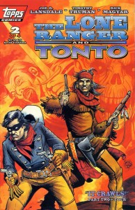0002 2007 194x300 Lone Ranger And Tonto, The [Topps] Mini 1