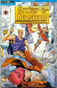 0002 209 196x300 Archer And Armstrong [Valiant] V1
