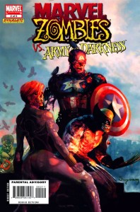 0002 2157 198x300 Marvel Zombies  Vs Army Of Darkness Mini 1
