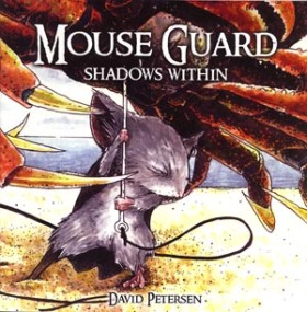 0002 2253 Mouse Guard [UNKNOWN] Mini 1
