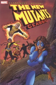 0002 2268 196x300 New Mutants  Classic [Marvel] OS1
