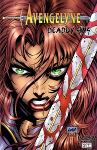 0002 275 194x300 Avengelyne  Deadly Sins [Maximum] MIni 1