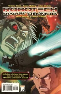 0002 2759 195x300 Robotech  Prelude To The Shadow Chronicles [Wildstorm] V1
