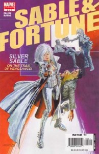 0002 2770 194x300 Sable And Fortune [Marvel] Mini 1