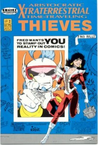 0002 278 203x300 Aristocratic X traterrestrial Time Traveling Thieves [Comic Interview] V1