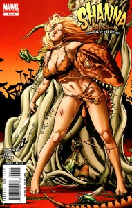 0002 2793 191x300 Shanna  The She Devil  Survival Of The Fittest [Marvel] Mini 1