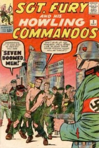 0002 2822 200x300 Sgt Fury And His Howling Commandos [Marvel] V1