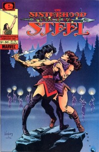 0002 2895 196x300 Sisterhood Of Steel, The [Marvel Epic] V1
