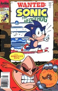 0002 2970 193x300 Sonic  The Hedgehog [Archie Adventure] V1