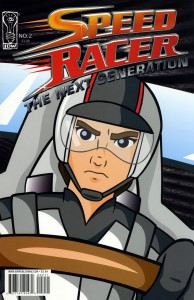 0002 3004 194x300 Speed Racer  The Next Generation [IDW] V1