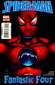 0002 3012 193x300 Spider Man  And The Fantastic Four [Marvel] Mini 1