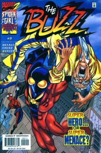 0002 3014 199x300 Spider Girl  Presents The Buzz [Marvel] V1