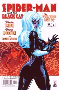 0002 3047 197x300 Spider Man  And The Black Cat  The Evil That Men Do [Marvel] Mini 1