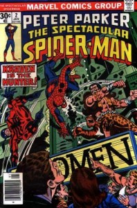 0002 3073 198x300 Spectacular Spider Man [Marvel] V1