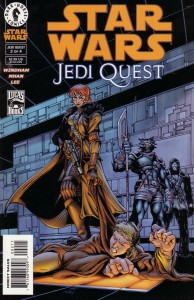 0002 3093 194x300 Star Wars  Jedi Quest [Dark Horse] Mini 1