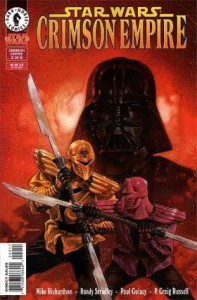0002 3114 197x300 Star Wars  Crimson Empire [Dark Horse] Mini 1
