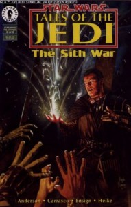 0002 3123 191x300 Star Wars  Tales Of The Jedi  The Sith War [Dark Horse] Mini 1