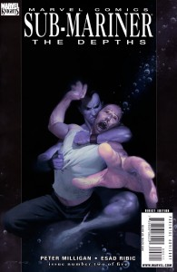 0002 3191 195x300 Sub Mariner  The Depths [Marvel Knights] Mini 1