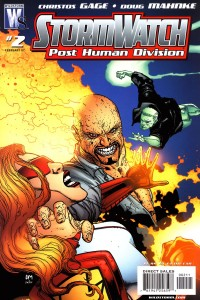 0002 3223 200x300 Stormwatch  Post Human Division [Wildstorm] V1