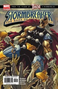 0002 3237 198x300 Stormbreaker  Saga Of Beta Ray Bill [Marvel] Mini 1